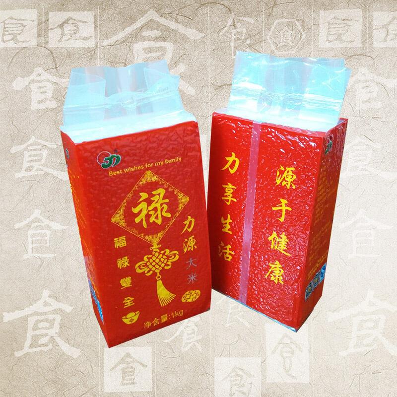 贝博游戏 禄大米 12kg (2袋装) 微粘米