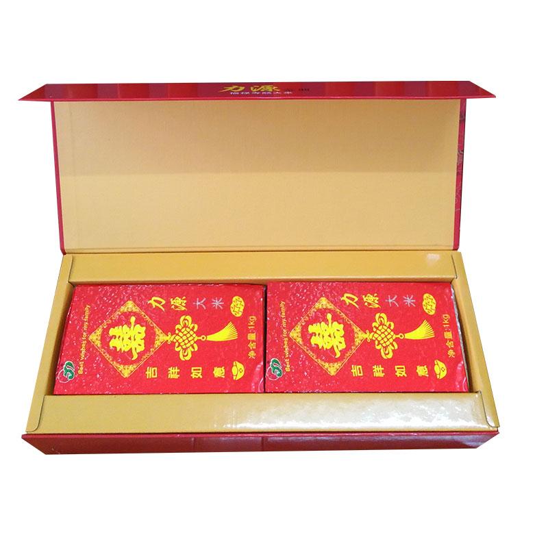 贝博游戏 喜大米 2kg (2袋装) 微粘米