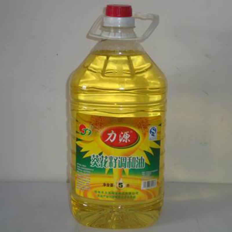 贝博游戏 葵花籽调和油 5升