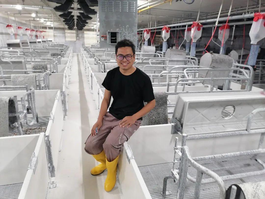 杨俊杰:我为什么要去竞博电竞赛事养猪
