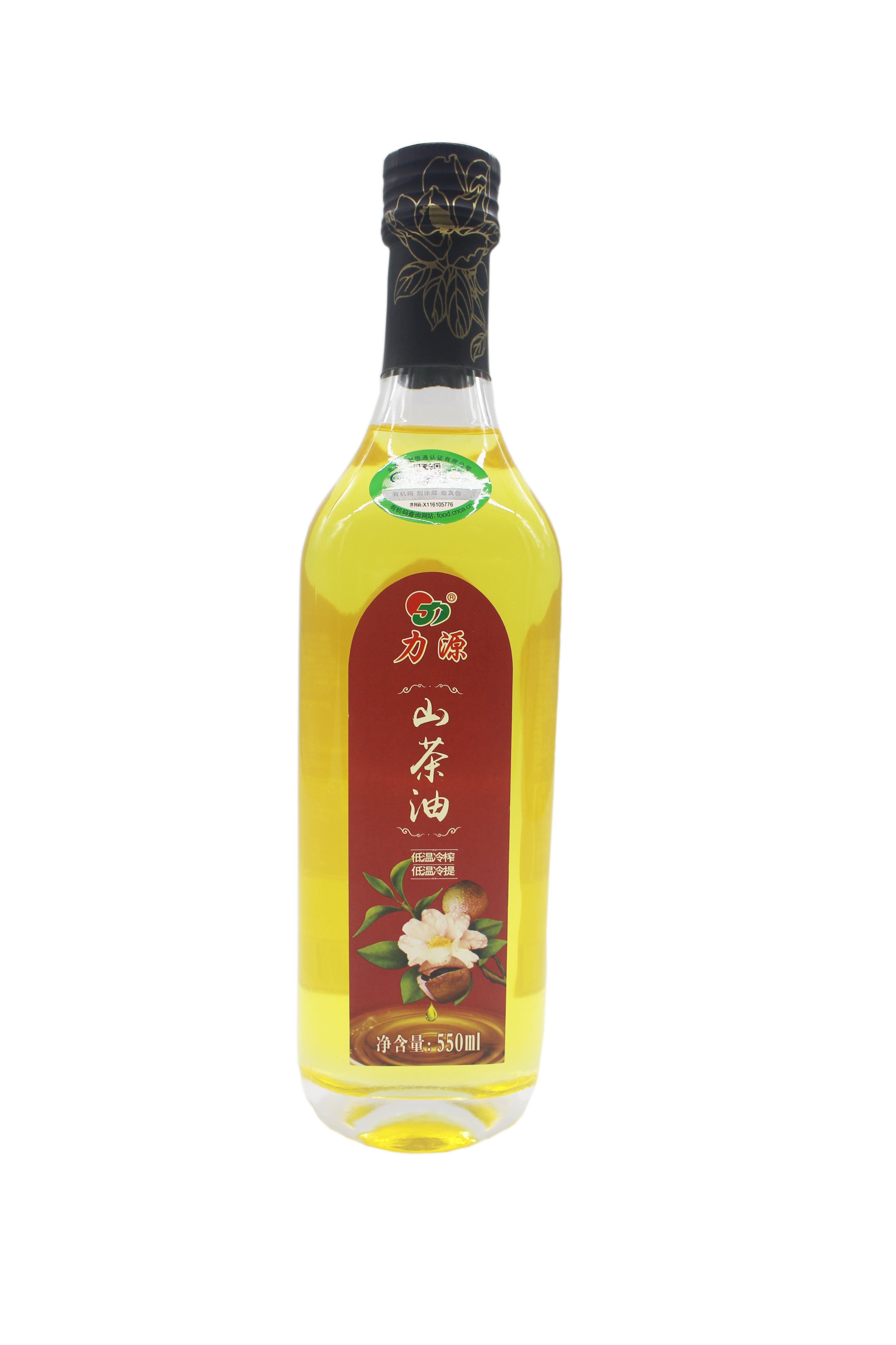 山茶油550ML
