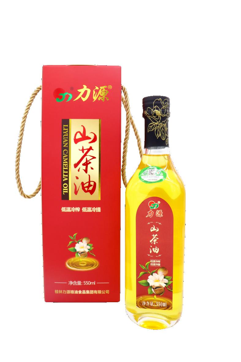 山茶油(扶贫产品单品礼盒)500ml